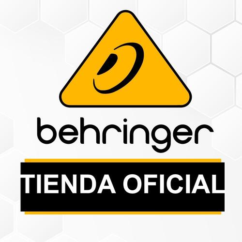 interfaz audio u-phoria behringer umc202hd + garantía