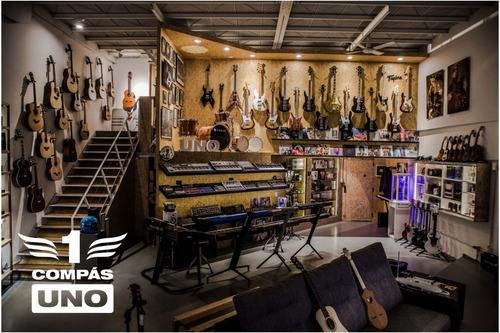 interfaz de audio audient sono para guitarra