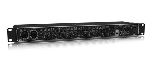 interfaz de audio behringer u-phoria umc1820 usb/midi