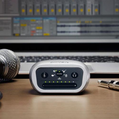 interfaz de audio digital mvi shure