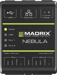 interfaz madrix nebula p/ tira led pixel inteligente spi @tl