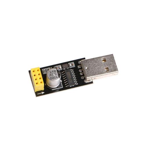 interfaz usb a esp8266 programador cdmx electrónica