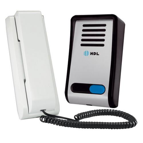 interfone hdl f8s az c/porteiro eletrônico oferta