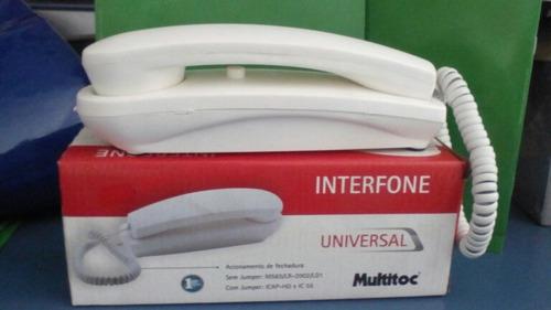 interfone multitoc