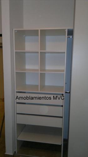 interior de placard