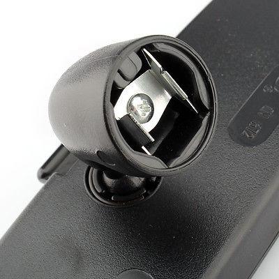 interior nuevo negro espejo retrovisor vw golf jetta mk4 pas