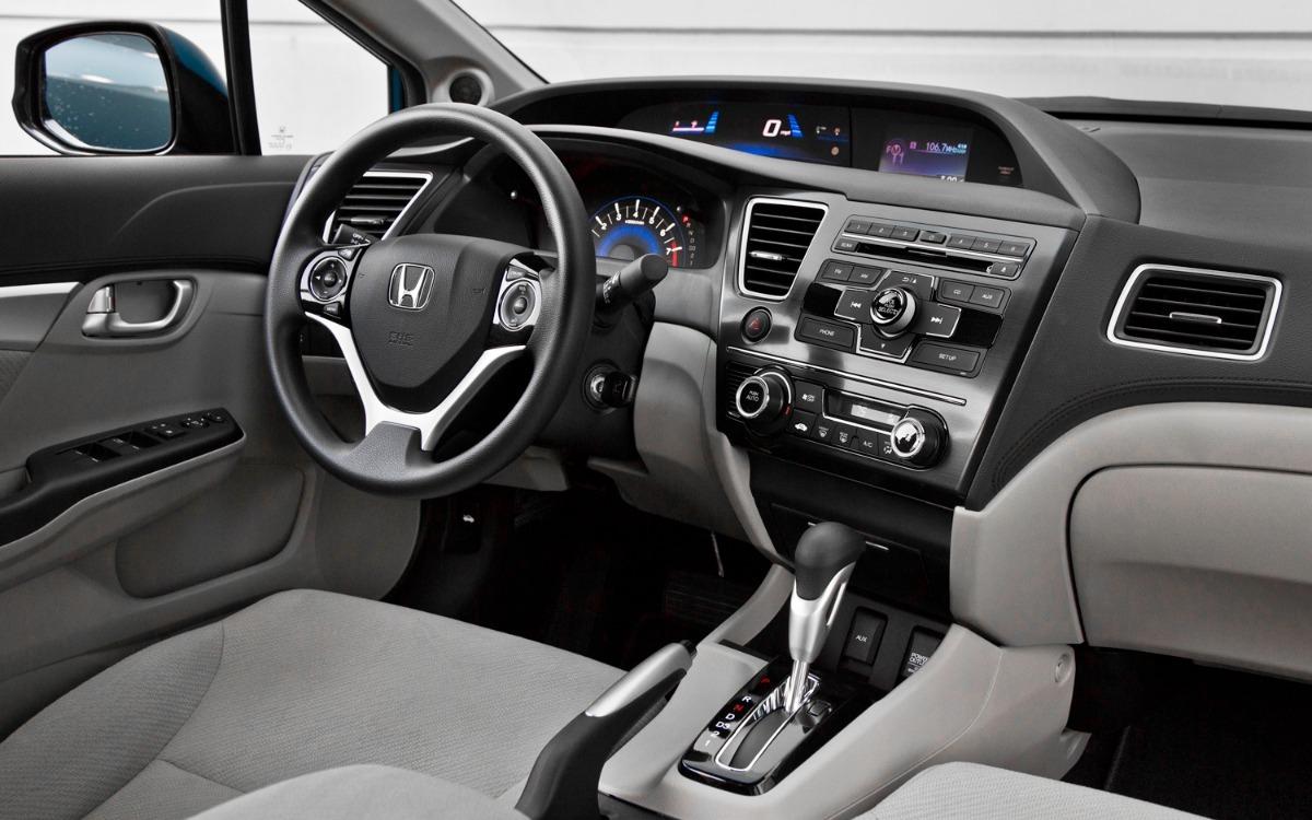 Superb Descrição. Para Retirada De Peças. Interior Honda Civic 2013