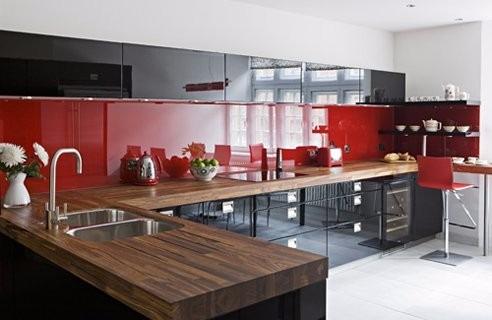 Interiores diferentes dise a tu cocina a tu medida en for Disena tu cocina en linea