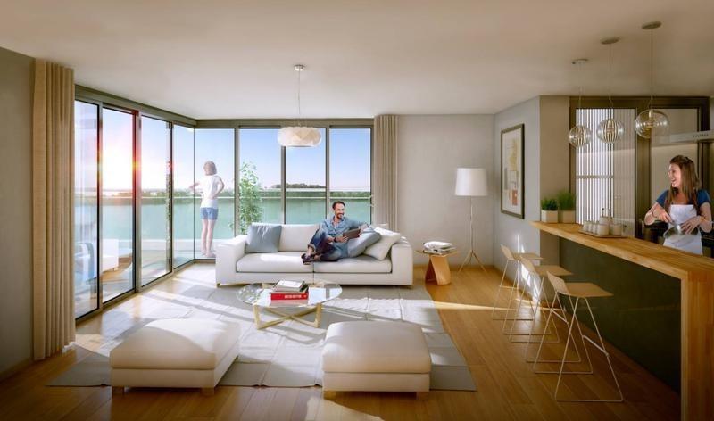 interlagos. con terraza de 23,98 mts2 y parrillero.