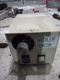 interleaf tension unit