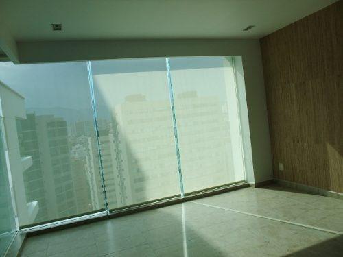 interlomas magnifico departamento 230m2 listo para habitarse