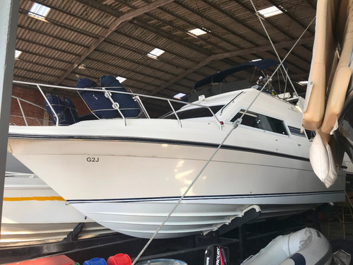 intermarine 26 fly - volvo d4 300hp 2012