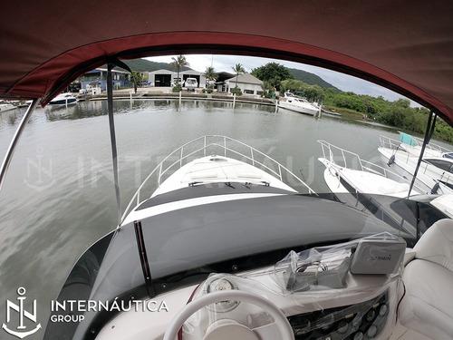 intermarine 380 full 2001  azimut ferretti fairline sunseeke