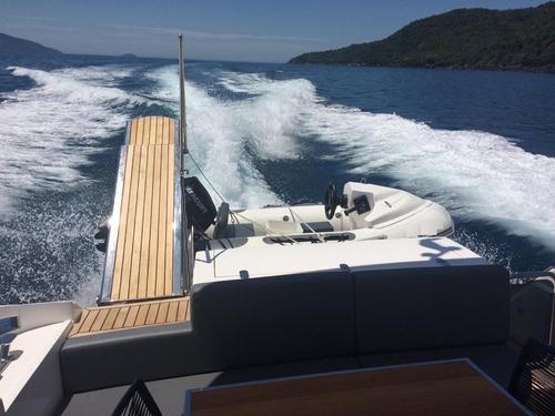 intermarine 420 | ano 2018 | 2 x volvo d6 | 180 hs