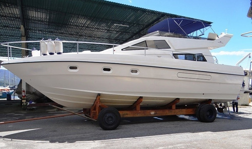 intermarine 440 full azimut ferretti cimitarra phantom real