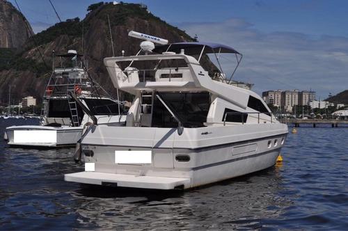 intermarine 440 full volvos tand 63 370 hp cada 1998 complet