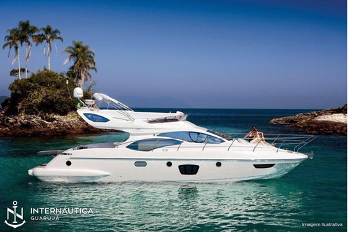 intermarine 480 full 2008 | azimut ferretti real phantom