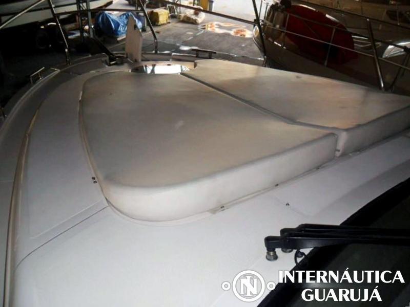 intermarine 480 full 2008 | azimut ferretti real phantom