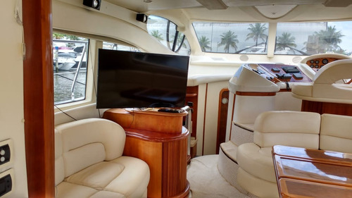 intermarine 500 full ñ ferretti phantom real azimut