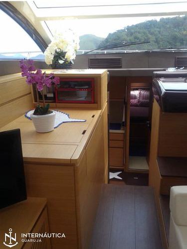 intermarine 53 2014 azimut ferretti fairline phantom princes