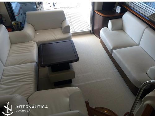 intermarine 560 2005 azimut ferretti fairline