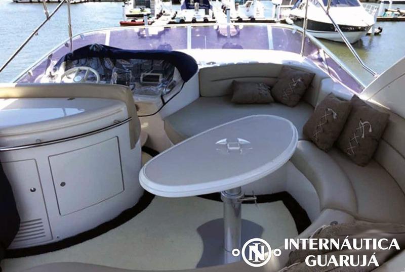intermarine 580 full 2003 | azimut ferretti phantom cimitarr