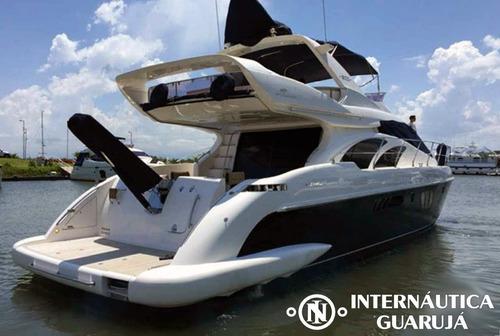 intermarine 580 full 2003   azimut ferretti phantom cimitarr