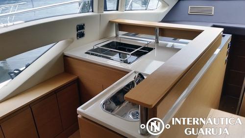 intermarine 60 2011 azimut ferretti phantom prestige princes