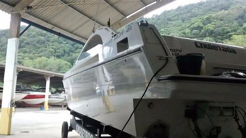 intermarine excalibur 45 pes motores novos