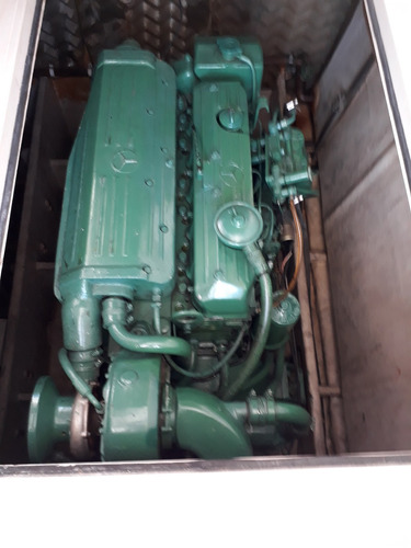 intermarine oceanic 32 mercedes 366 315 hp cada 1995 complet