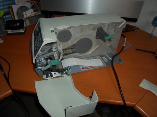 intermec pf2i impresora codigo de barras