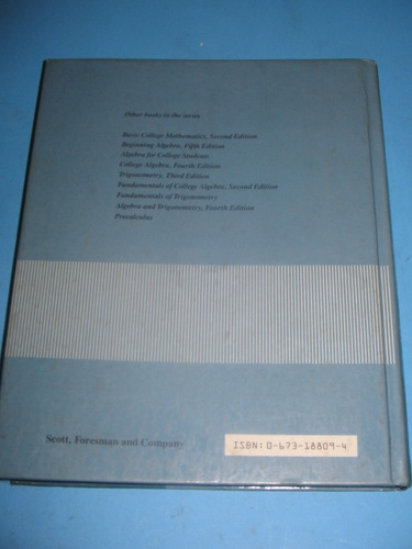 intermediate algebra 5th edition - lial & miller