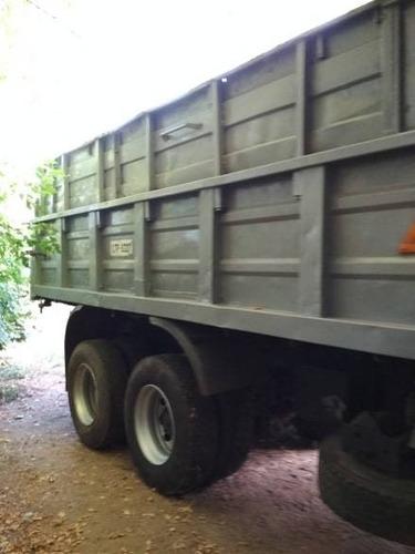 internacional camion volcadora