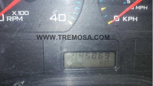 international 4300 2003 pipa 100% mex. #2752