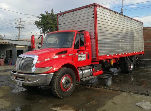 international 4300 furgon 4x2 manual