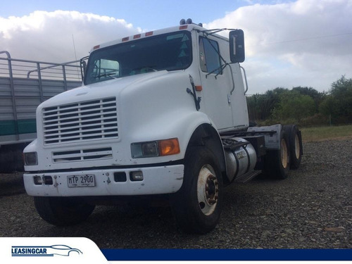 international 8100 6x4 tractor doble eje 1998 impecable!