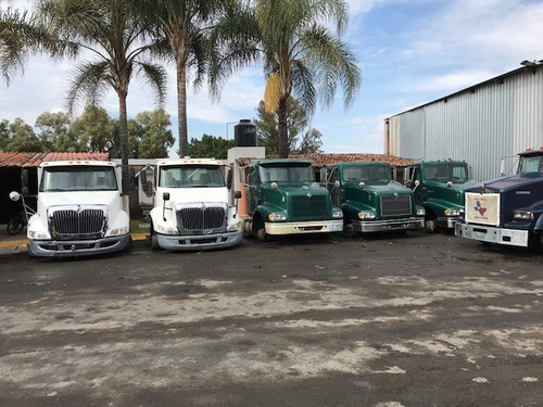 international 9200i day cab sin motor extructura