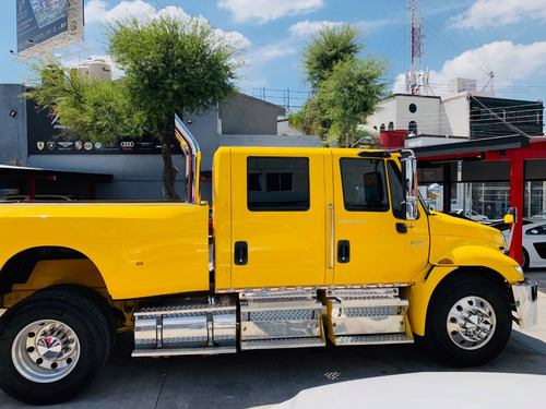 international cxt pick up diesel año:2007