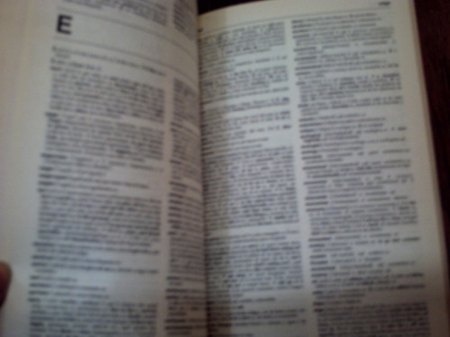 international dictionary, english- spanish