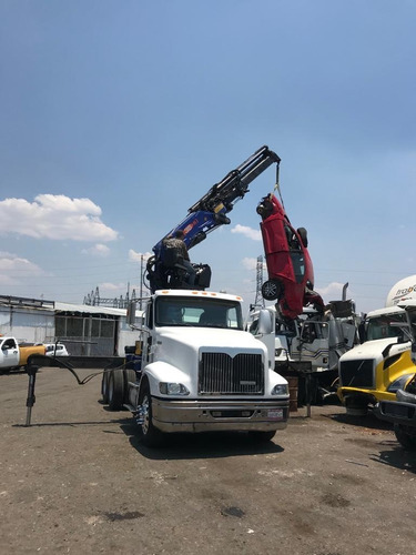 international grua hiab 17 toneladas