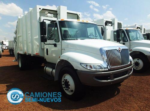 international mod 2009 compactador de basura