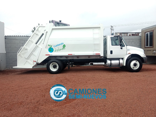 international mod 2012 compactador de basura