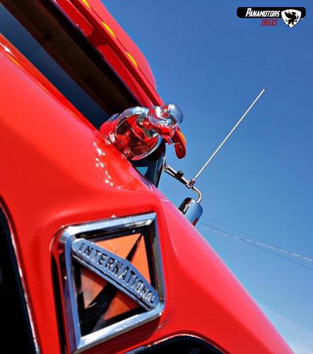 international tractocamion prostar premium piel mt rojo 2009
