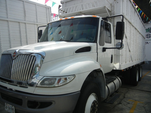internationall 4400 6x4 54k  10 vel    doble diferencial