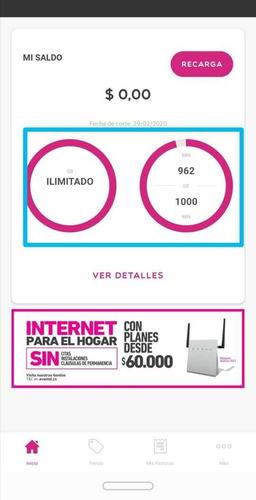 internet avantel 4g lte ilimitado sin restricciones
