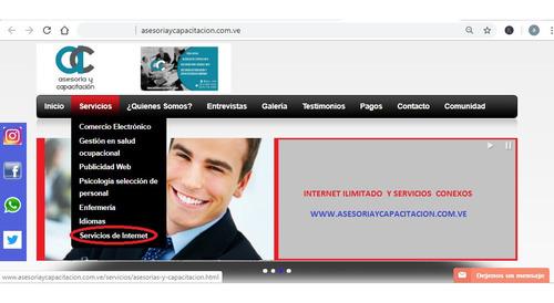 internet dedicado point to point y servicios conexos