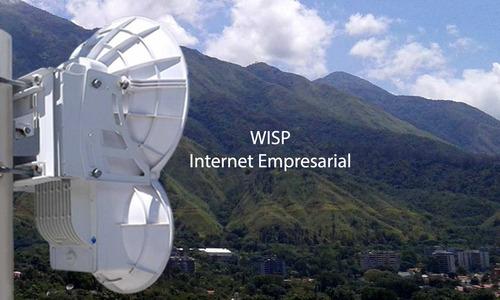 internet empresarial caracas (wisp) - servicios ti