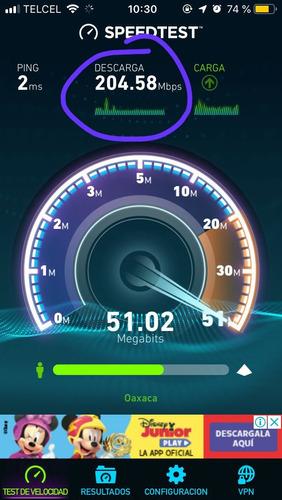 internet en oaxaca