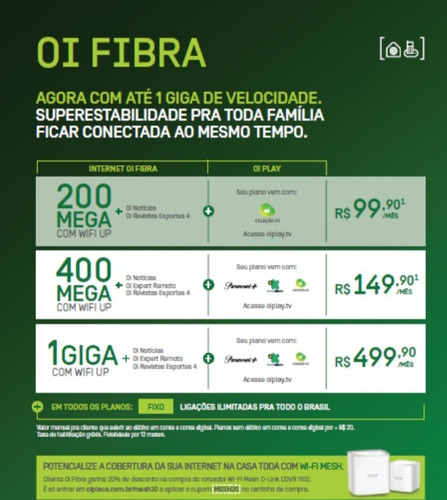 ínternet fibra óptica