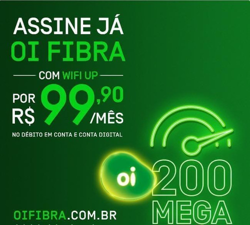 internet fibra otica